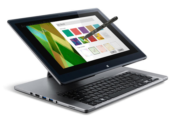 Acer Aspire R7-571: Top 5 Business Features